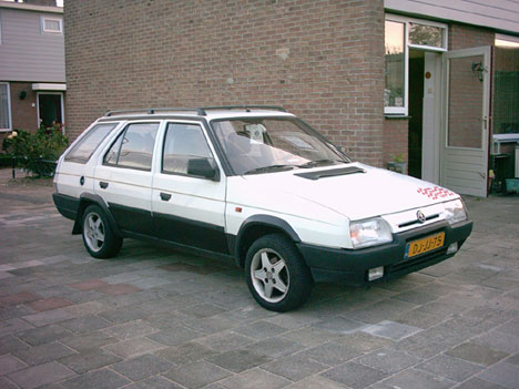 Фото Skoda Favorit 785 Forman (785)